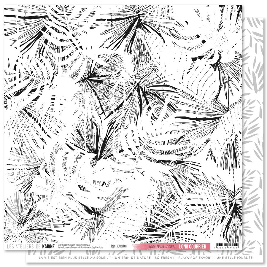 LONGCOURRIER_Papier_100Feuillages
