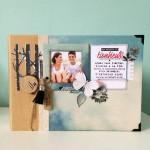 Tutoriel Mini Album Automme Ma recette du bonheur
