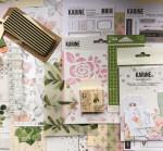 Kit Atelier Mini Album Mlle Tendresse