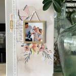 Tutoriel Mini Album Famille Hey Baby