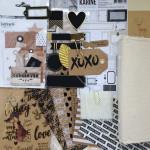 Kit Mini Album Love Fabric et son tutoriel